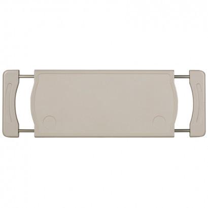 Столик для медицинских кроватей с фиксацией на поручнях, OSD-AT1