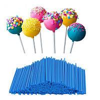 Палички для кейк-попсов Сині 1000шт