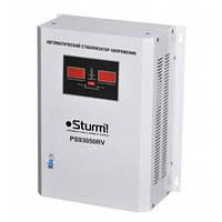 Стабилизатор напряжения релейный 5000 ВA настенный PS93051RVSturm