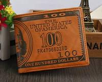 Гаманець з тисненням долара, гаманець з тисненням, портмоне з тисненням, фото 1