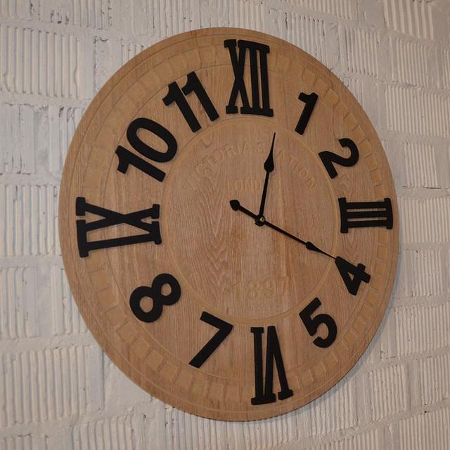 Інтер'єрні годинники (фото)