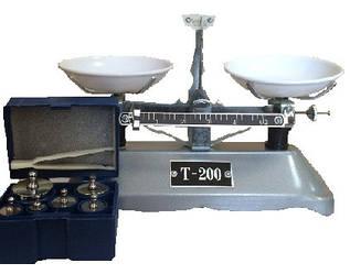 Т-200 Весы с разновесами