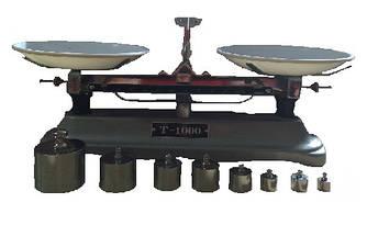 Т-1000 Весы с разновесами