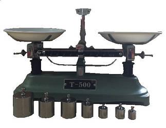 Т-500 Весы с разновесами