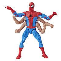 Фигурка Человек-Паук с шестью руками 15 см Spider-Man Legends Series Hasbro E3949