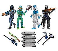 Набор Фортнайт Отряд Серия 2 Fortnite Squad Mode 4-Figure Pack, Series 2 Jazwares FNT0109