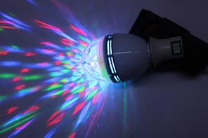 Лампа-диско+Patron color