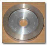 Шлифовальные круги 1А1 из кубического нитрида бора, CBN, боразон. 250*20*5*76