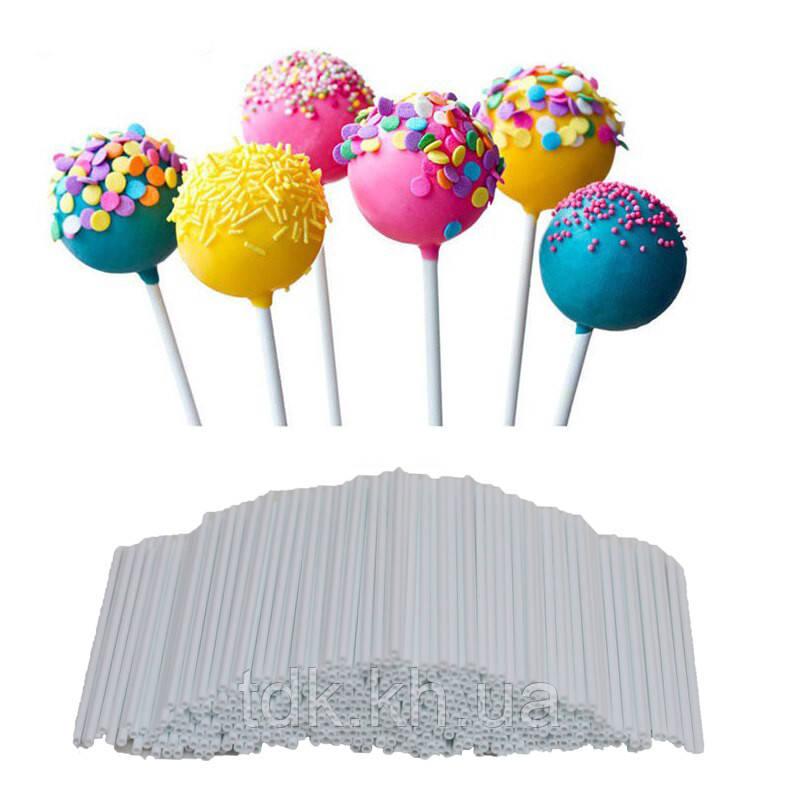 Палочки для кейк-попсов Белые 1000шт