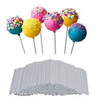 Палички для кейк-попсов Білі 1000шт