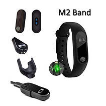 Фітнес браслет М2. Smart Band M2. Трекер серцевого ритму, пульс. Фітнес трекер. Крокомір. Годинник. CG06, фото 2