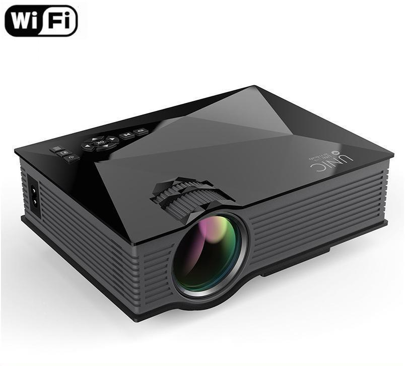 Мультимедийный проектор UNIC UC46 WiFi PR5