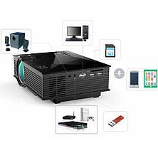 Мультимедийный проектор UNIC UC46 WiFi PR5, фото 3