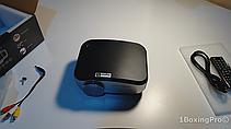 Портативный Full HD мультимедийный LED проектор C6TV PR5, фото 3