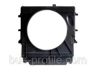 Диффузор радиатора MB Sprinter 06- OM651 — ROTWEISS — RW50061