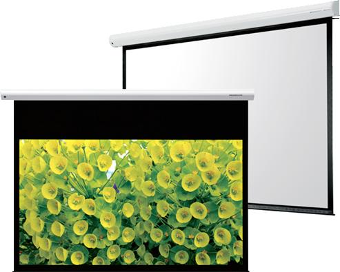 CB-MP100(16:9)WM5 GrandView Экран моторизированный 221x125, фото 2