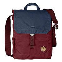 Наплечная сумка Fjallraven Foldsack No.3 Ox Red/Navy