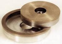 Шлифовальный круг из кубического нитрида бора, CBN, боразон. 150*10*3*32