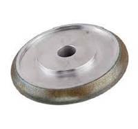 Шлифовальный круг  кубический нитрид бора, CBN, боразон. 150*10*3*32