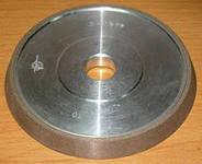 Круг боразоновый  (эльбор, кубический нитрид бора, CBN). 150*10*3*32