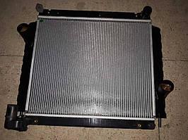 Радіатор охолодження рідини і наддуву повітря Газель Бізнес Cummins