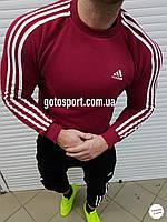 Зимний мужской спортивный костюм Adidas Front, фото 1