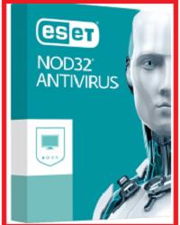 Антивіруснепрограмне забезпеченнявід ESET