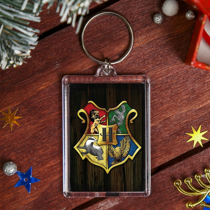 Брелок Harry Potter, Хогвартс 10