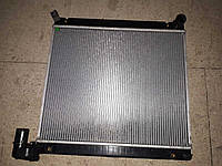 Радиатор охлаждения ГАЗель-Бизнес Cummins ISF 2.8 2-х рядный алюминиевый