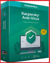 Антивіруснепрограмне забезпеченнявід Kaspersky