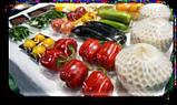 Автоматический Горячий стол для упаковки продуктов в пищевой стретч ПВХ / ПЭ, фото 3