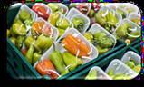 Автоматический Горячий стол для упаковки продуктов в пищевой стретч ПВХ / ПЭ, фото 4