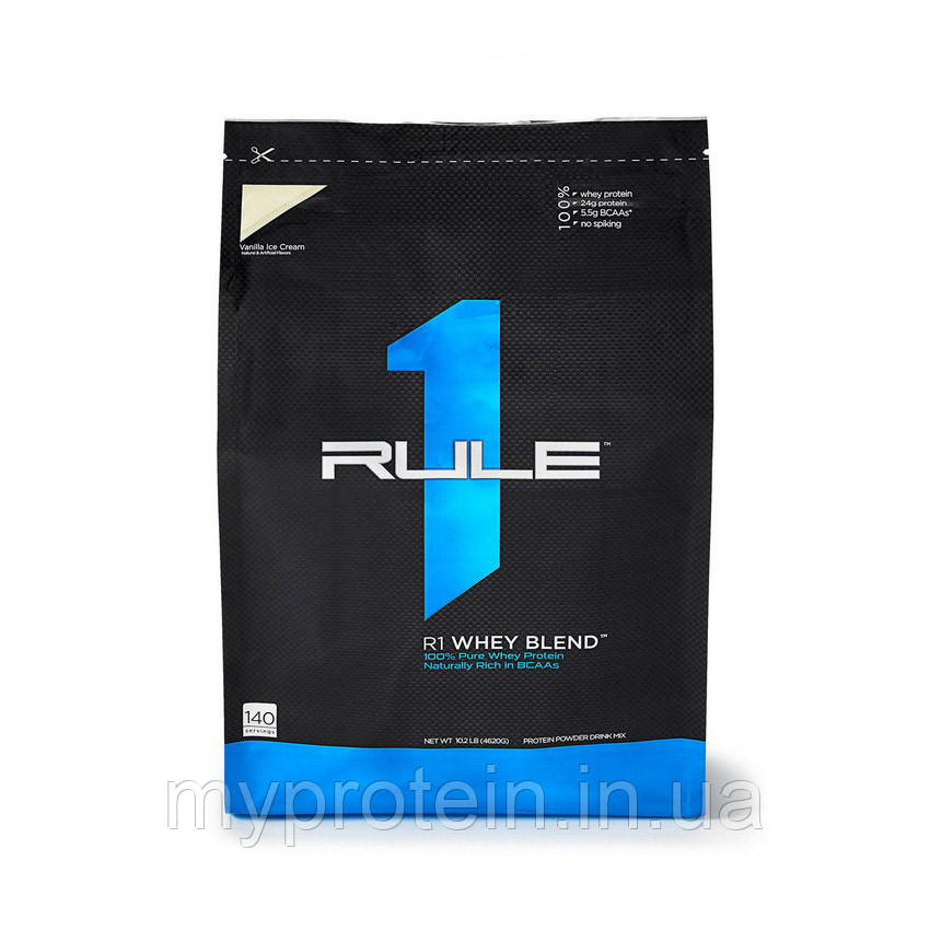 R1 (Rule One) Протеин Whey Blend 4,62 kg