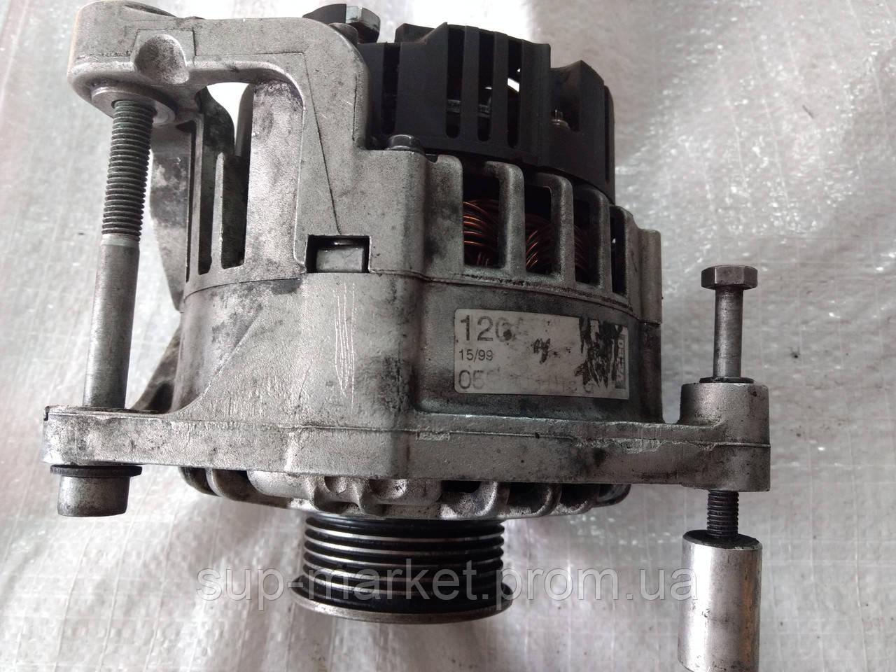 059903015G Генератор Valeo (120 А, 14 В, D шкива 64,5 мм, 6 канавок), Audi A6 C5 1997 - 2004