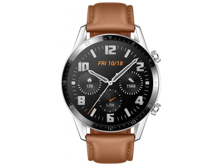 Смарт-часы HUAWEI Watch GT 2 Classic (55024470)
