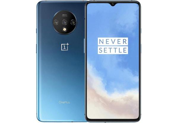 Смартфон OnePlus 7T 8/128GB (A1903) Glacier Blue