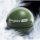 Беспроводной забрасываемый эхолот Deeper  CHIRP+ С ПОДАРКОМ!, фото 7