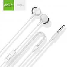 Вакуумные наушники гарнитура Golf GF-M16 | Super Bass CG08 PR5, фото 2