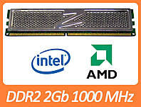 DDR2 2GB 1000 MHz (PC2-8000) CL5 OCZ Platinum Edition OCZ2P10004GK