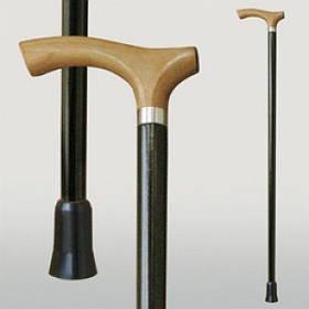Трость для ходьбы (для инвалидов и пожилых) опорная Мирта Эсквайр деревянная (524)