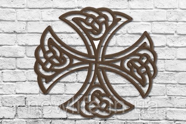Ажурные украшения из металла «Крест»