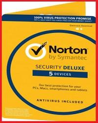 Антивіруснепрограмне забезпеченнявід Norton by Symantec