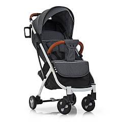 Прогулочная коляска Bambi Yoga II M 3910-11 Серая