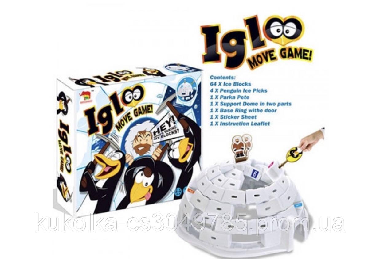 Настольная игра « Иглу » Igloo