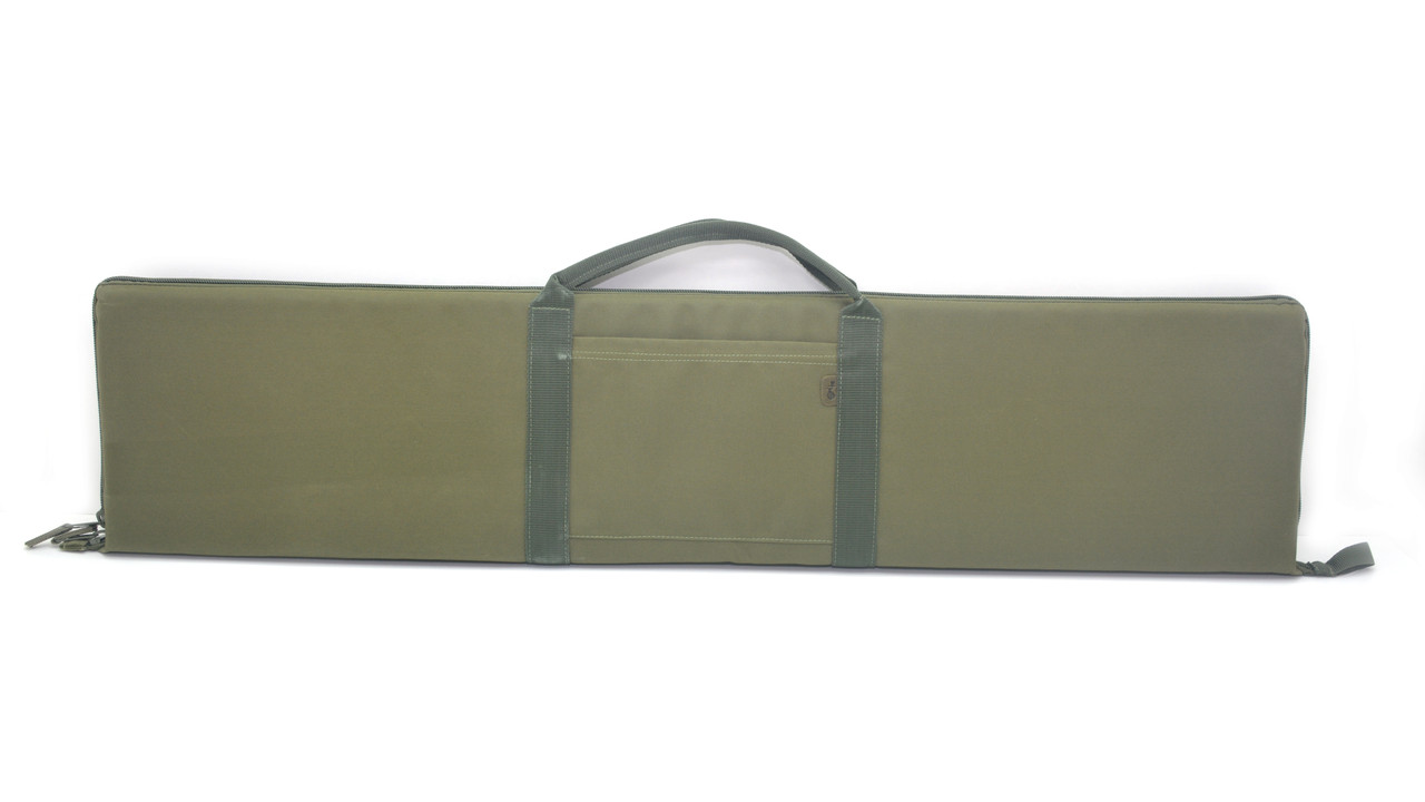 Чехол для ружья прямоугольный 80 см х 25 см синтетический хаки 5248