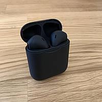 I12 TWS Качественные Сенсорные Беспроводные Bluetooth наушники