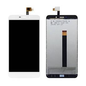 Дисплей для Umi Super | Max с сенсорным стеклом (Белый) Оригинал Китай