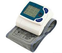 Тонометр на запястье Blood Pressure Monitor , фото 1
