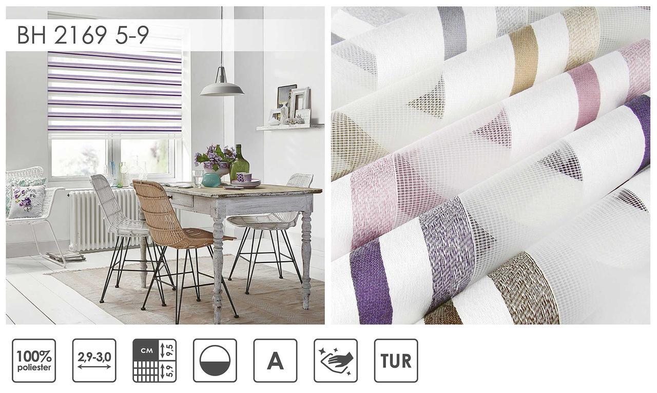 Рулонні штори День-Ніч BH 2169 (5 варіантів кольору)