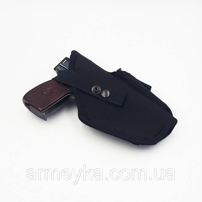 Кобура пистолетная (ПМ, Форт),черная. Великобритания, оригинал.